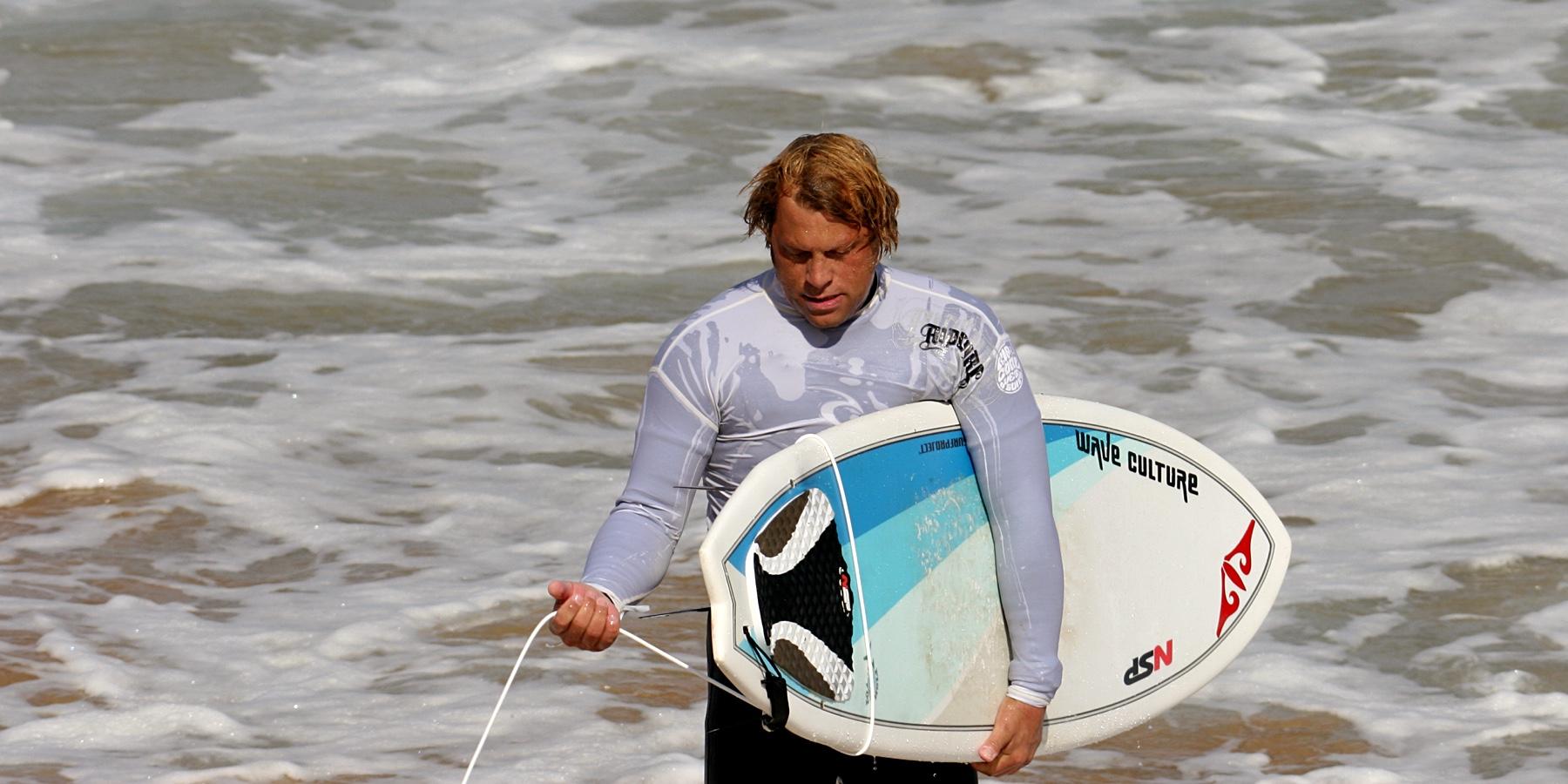 Surfbrett-Leash