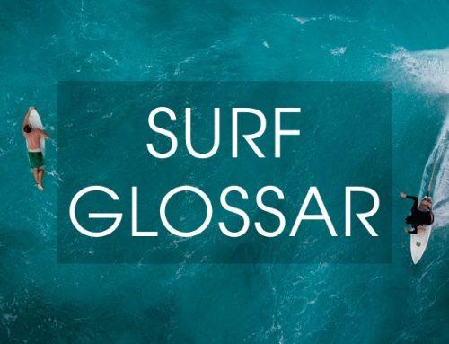 Surf Glossar: Das Vokabular der Surfer