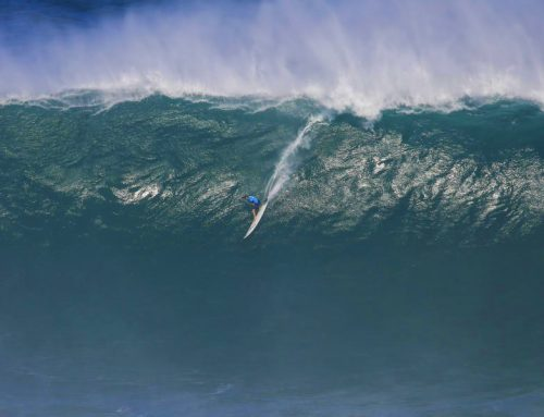 WSL Big Wave Award 2019