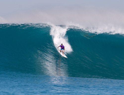 Tipps zum Surfen von größeren Wellen