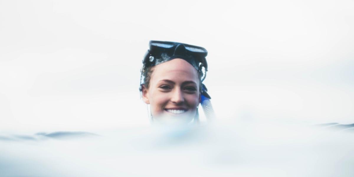 Freedive-Training Foto Daniel Torobekov