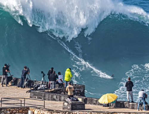 Surfen am Limit – Big Wave Profi Sebastian Steudtner kennt keine Grenzen