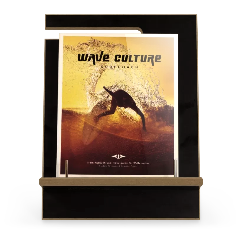 WAVE CULTURE - Surfcoach: Trainingsbuch und Travelguide