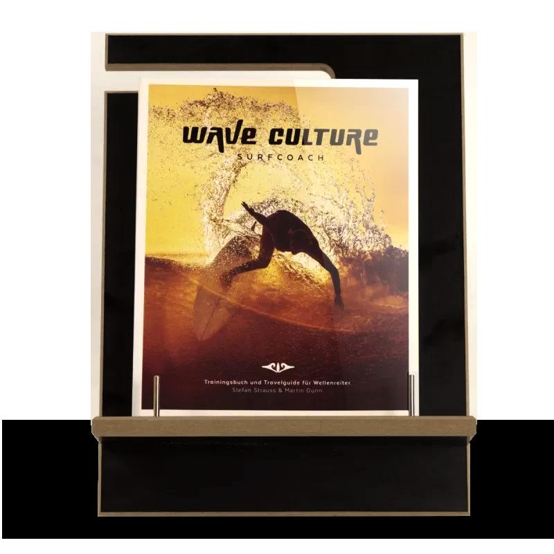WAVE CULTURE - Surfcoach: Trainingsbuch und Travelguide