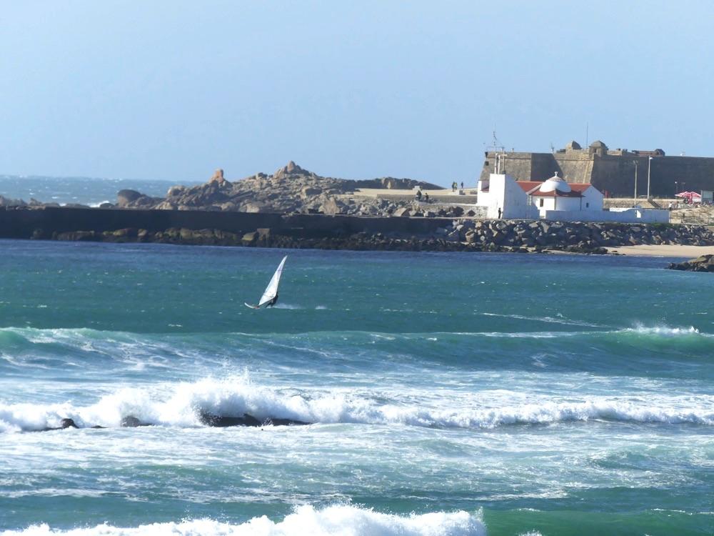 Windsurfing Porto