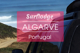 Surfcamp Algarve