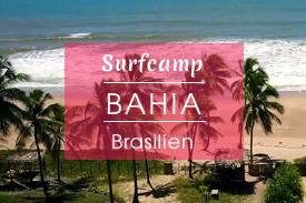 Surfcamp Brasilien