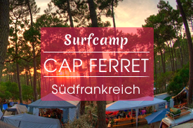 Surfcamp San Vicente, Nordspanien