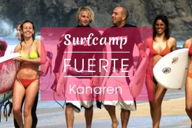 Surfcamp Fuerte, Kanaren