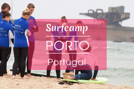 Surf and the City Porto