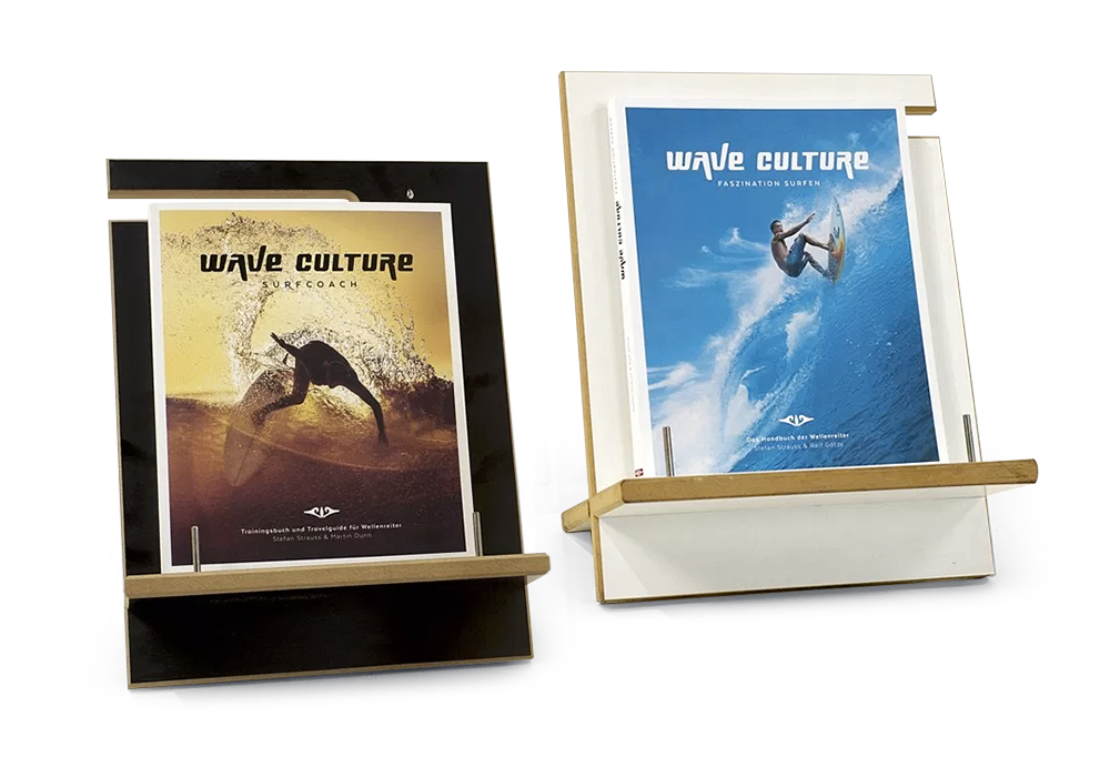 WAVE CULTURE Surfbücher
