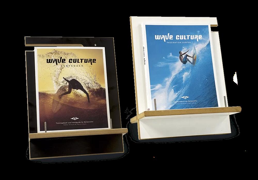WAVE CULTURE Surfbücher